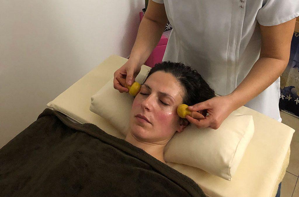 PArticolare del Petra Modus Massage